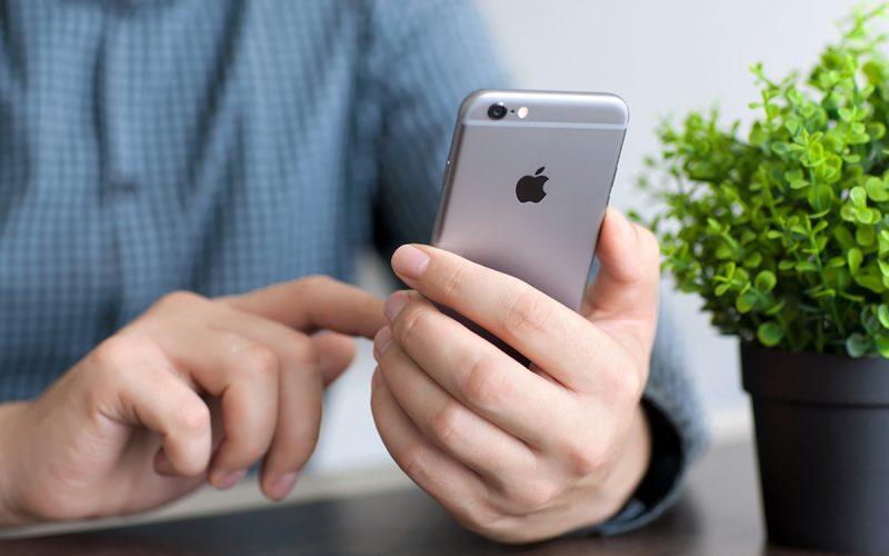 Экранное время в айфоне