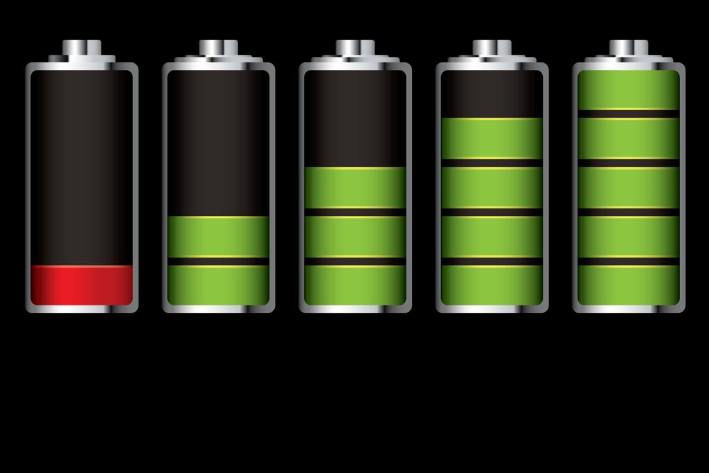 Емкость аккумулятора на Андроиде