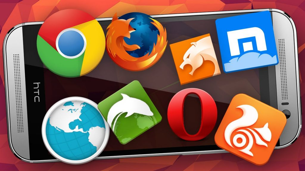 Мобильные браузеры Android