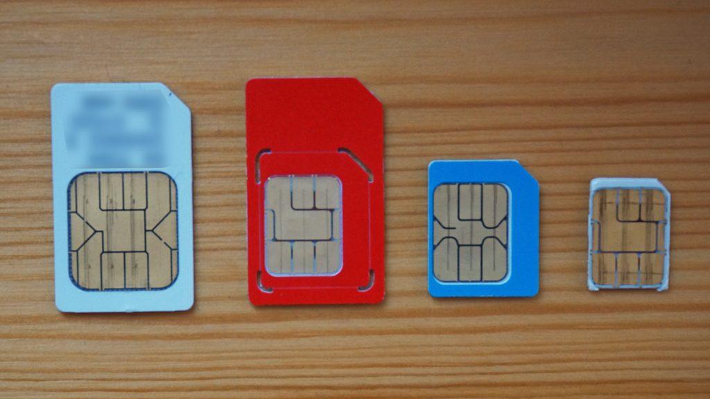 SIM-карта сотового оператора